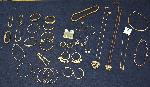Assorted Cosmetic Jewelries